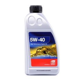 Motoröl für OPEL CORSA C (F08, F68) 1.2 75 PS ab Baujahr 09.2000 FEBI BILSTEIN Motoröl (32936) für