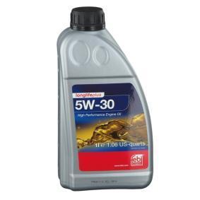 Motoröl VW PASSAT Variant (3B6) 1.9 TDI 130 PS ab 11.2000 FEBI BILSTEIN Motoröl (32945) für