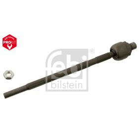 FEBI BILSTEIN  33451 Tie Rod Axle Joint Length: 279mm