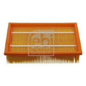 Air Filter Length: 239mm, Width: 140,0mm, Height: 57mm, Length: 239mm with OEM Number 16546-BN701
