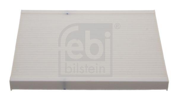 FEBI BILSTEIN  34555 Filter, Innenraumluft Länge: 238mm, Breite: 189,0mm, Höhe: 20mm