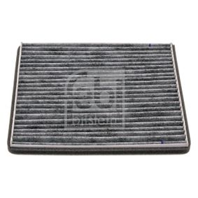 Filter, interior air 34558 RAV 4 II (CLA2_, XA2_, ZCA2_, ACA2_) 2.0 MY 2003