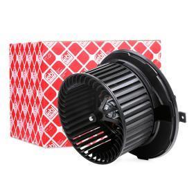 Vnitřní ventilátor 34726 Octa6a 2 Combi (1Z5) 1.6 TDI rok 2009
