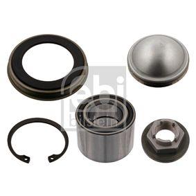 Wheel Bearing Kit Ø: 53,0mm, Inner Diameter: 29,0mm with OEM Number 1 335 383