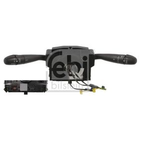 Switch, headlight Black, Number of connectors: 22 with OEM Number 6239 WQ