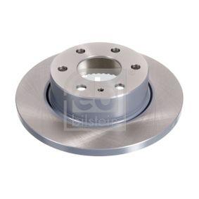 Bremsscheibe Bremsscheibendicke: 16mm, Ø: 295,8mm mit OEM-Nummer 2996131