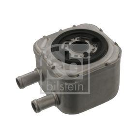 FEBI BILSTEIN Ölkühler, Motoröl 36117 für AUDI A6 (4B2, C5) 2.4 ab Baujahr 07.1998, 136 PS