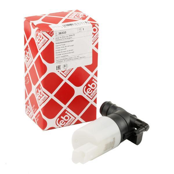 Windscreen Washer Pump FEBI BILSTEIN 36333 expert knowledge