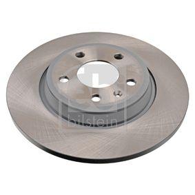Bremsscheibe Bremsscheibendicke: 12mm, Ø: 300,0mm mit OEM-Nummer 8K0 615 601 M