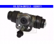 OEM Wheel Brake Cylinder ATE 03321408123