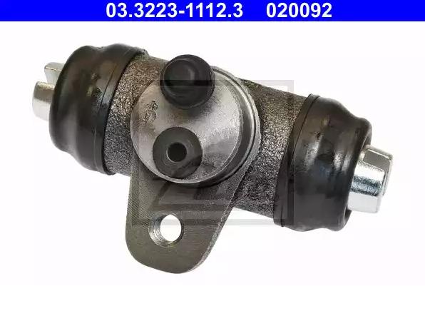 Radbremszylinder ATE 020092 4006633018739