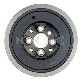 Kurbelwellenriemenscheibe VW PASSAT Variant (3B6) 1.9 TDI 130 PS ab 11.2000 SNR Riemenscheibe, Kurbelwelle (DPF357.04) für
