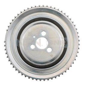 Belt Pulley, crankshaft DPF358.10 PUNTO (188) 1.2 16V 80 MY 2002
