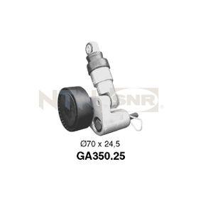 SNR  GA350.25 Spannrolle, Keilrippenriemen
