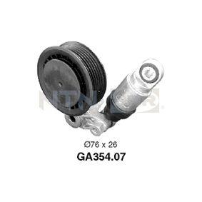 Spannrolle, Keilrippenriemen GA354.07 CRAFTER 30-50 Kasten (2E_) 2.5 TDI Bj 2013