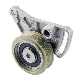 Spannrolle, Keilrippenriemen VW PASSAT Variant (3B6) 1.9 TDI 130 PS ab 11.2000 SNR Spannrolle, Keilrippenriemen (GA354.10) für