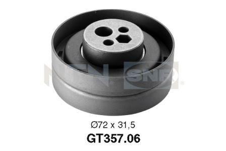 SNR  GT357.06 Spannrolle, Zahnriemen