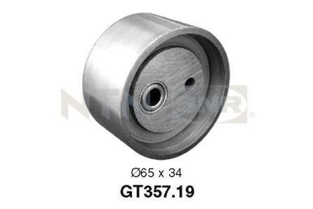 SNR  GT357.19 Spannrolle, Zahnriemen