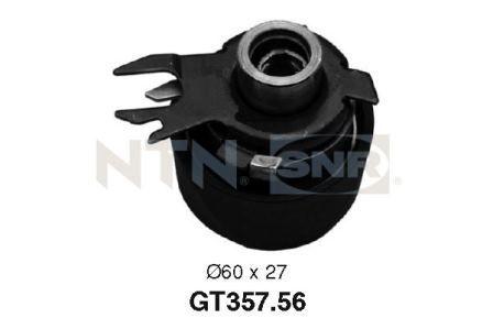 SNR  GT357.56 Spannrolle, Zahnriemen