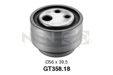 SNR  GT358.18 Spannrolle, Zahnriemen