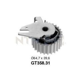 Spannrolle, Zahnriemen Art. Nr. GT358.31 120,00€