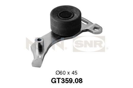 SNR  GT359.08 Spannrolle, Zahnriemen