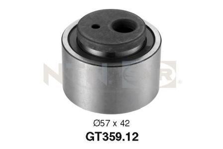 SNR  GT359.12 Spannrolle, Zahnriemen