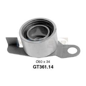 Обтяжна ролка, ангренаж GT361.14 25 Хечбек (RF) 2.0 iDT Г.П. 2002