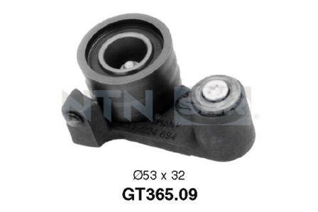 SNR  GT365.09 Spannrolle, Zahnriemen