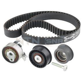 Timing Belt Set with OEM Number 93180218