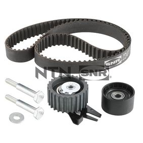 Timing Belt Set with OEM Number 6 36 317