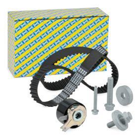 Timing Belt Set with OEM Number 82 00 537 033