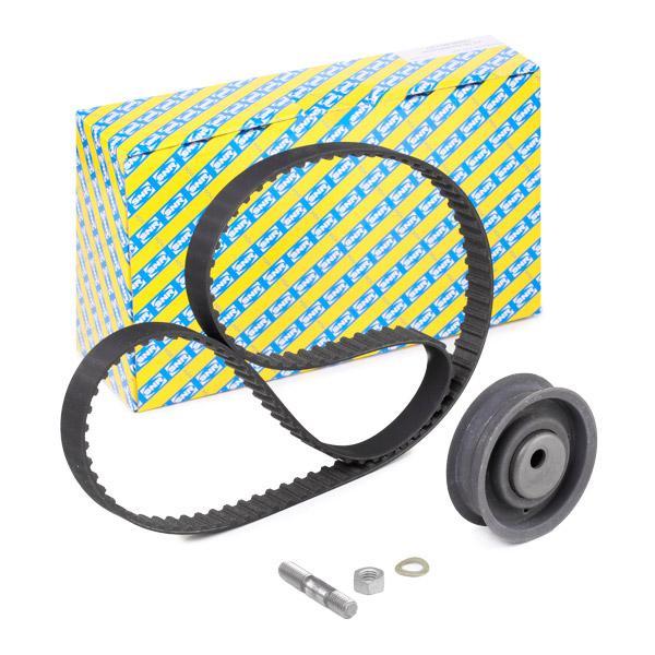 Zahnriemensatz SNR KD457.01 Erfahrung