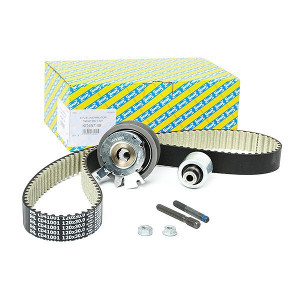 Cam Belt Kit KD457.49 SNR KD457.49 original quality