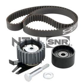 Timing Belt Set with OEM Number 55215666