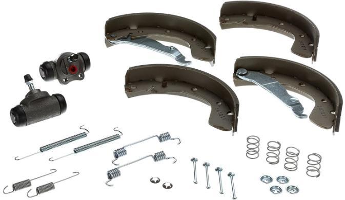 Bremsbacken 03.0420-4019.3 ATE 684019 in Original Qualität