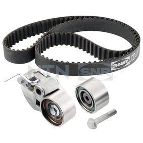 Timing Belt Set with OEM Number 24312-27-000