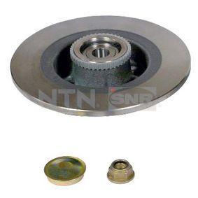 SNR Disco de travão KF155.73U com códigos OEM 7701206328
