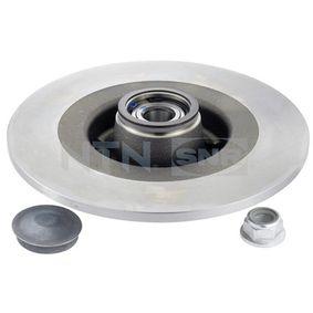 Disco de freno Espesor disco freno: 9mm, Núm. orificios: 4, Ø: 270mm con OEM número 77 03 066 036