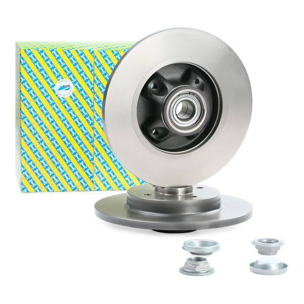 Disque de frein SNR KF159.62U connaissances d'experts