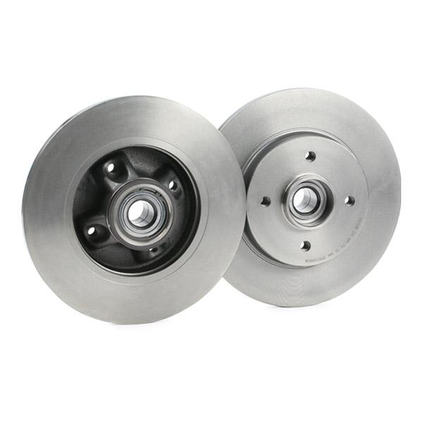 Disque de frein SNR KF159.62U 3413521022906