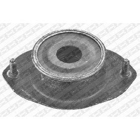 LANCIA Delta I (831) 1.9 Turbo DS (831AB.021) Domlager und Wälzlager SNR M258.08 (1.9 Turbo DS Diesel 1989 831 D1.000)