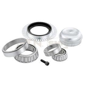 Wheel Bearing Kit with OEM Number 0029806402