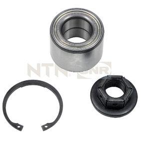 Wheel Bearing Kit with OEM Number 1201 568