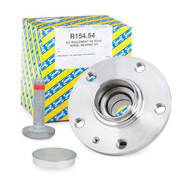 Radlagersatz SNR R154.54 Erfahrung