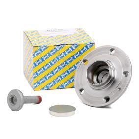 SNR Radlagersatz R154.55 mit OEM-Nummer 8V0598611