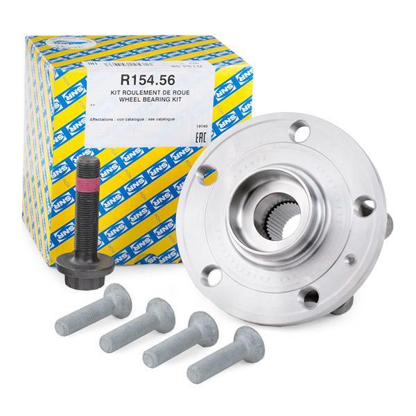Cojinetes de rueda SNR R154.56 conocimiento experto