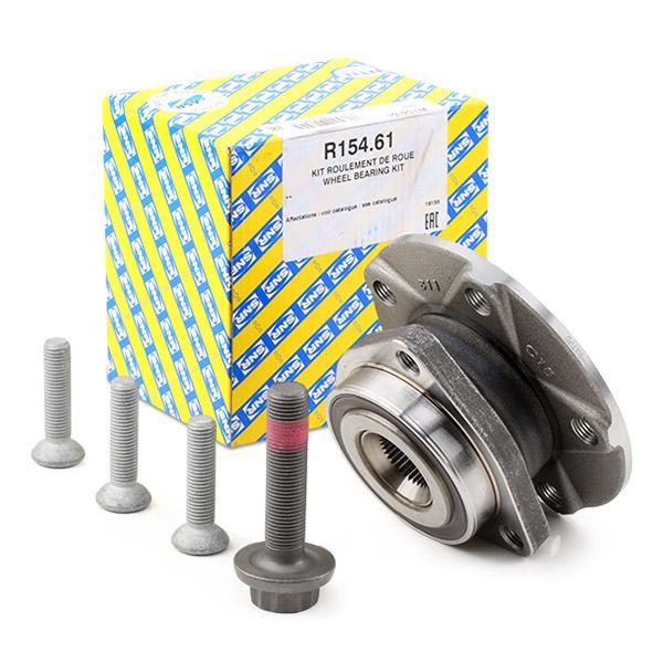 Cojinetes de rueda SNR R154.61 conocimiento experto