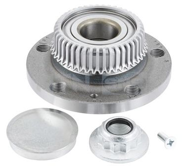SNR  R157.20 Juego de cojinete de rueda