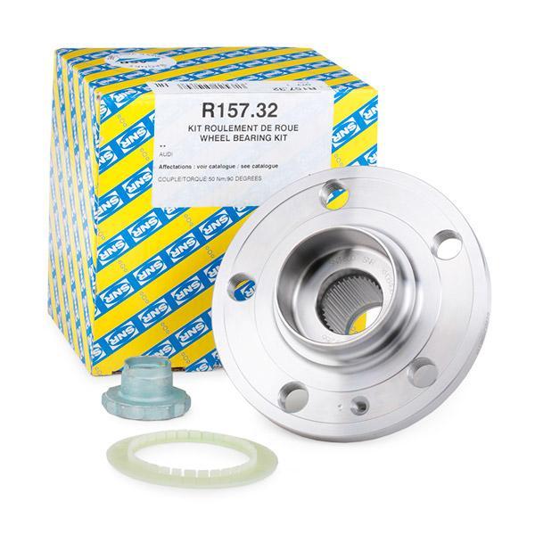 Radlagersatz SNR R157.32 Erfahrung
